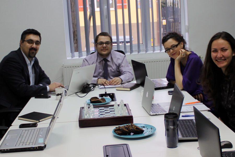 teambuilding la birou