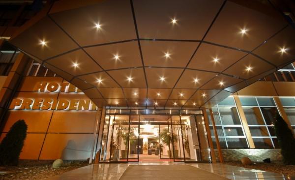 Locatie de teambuilding - Hotel President