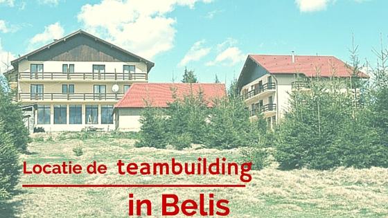 Locatie de teambuilding in Belis