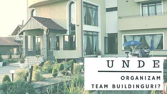 unde organizam team buildinguri
