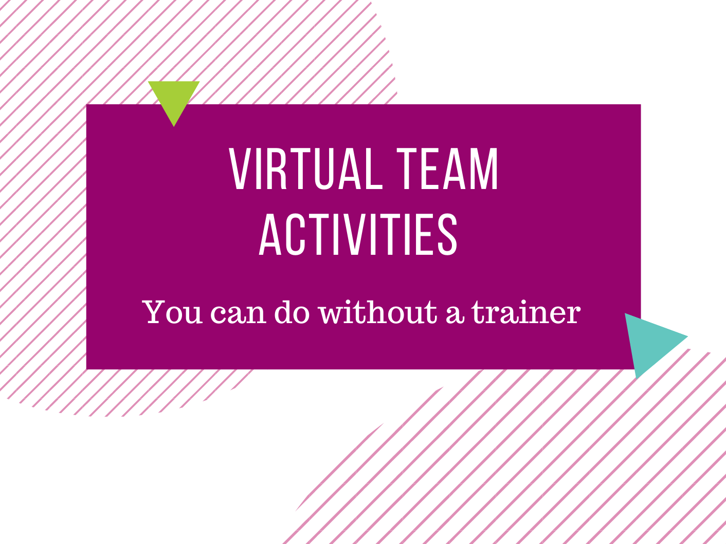 Virtual team activities ebook Azimut (4-3)